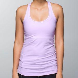 Lululemon purple tank top Authentic!! Size: 4